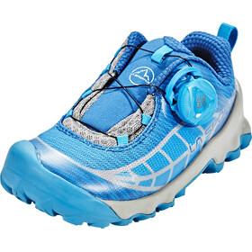 La Sportiva Flash Hardloopschoenen Kinderen blauw